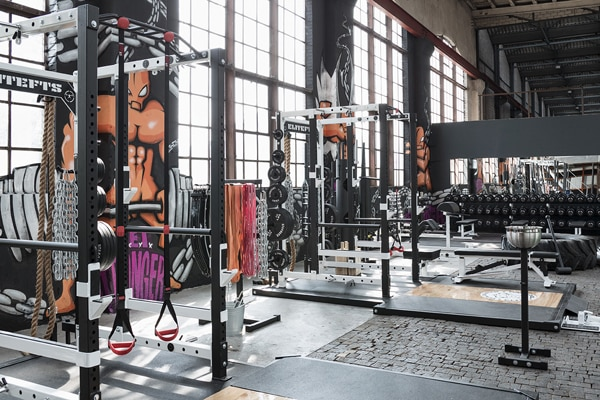 Industrial Gym Insurance Australia Top Training Programmes