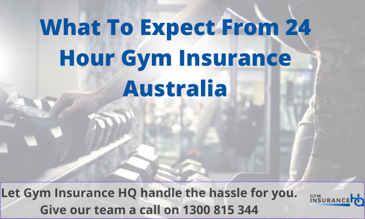Liability insurance for 24 hour gyms