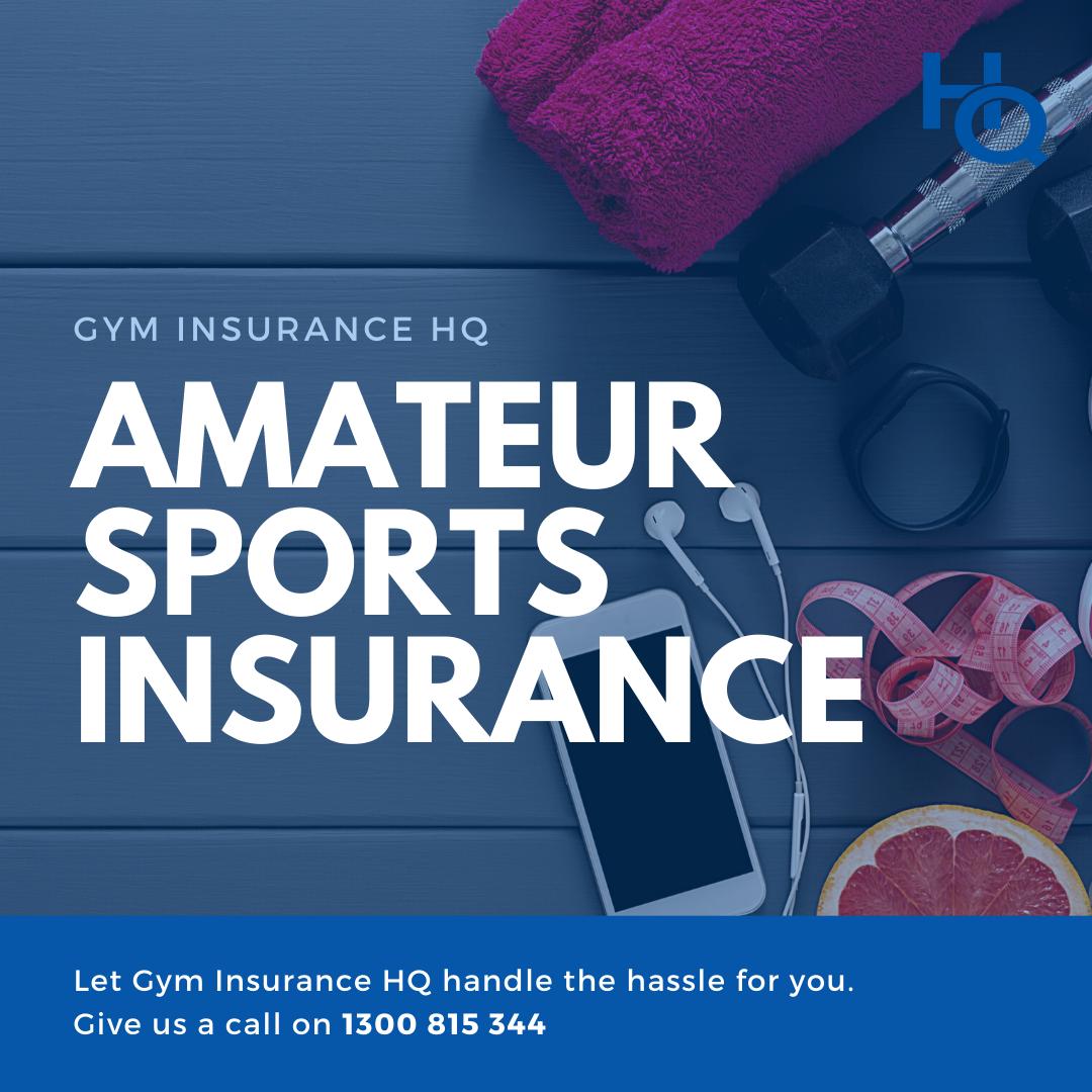 Sports Insurance | Amateur Sports Insurance