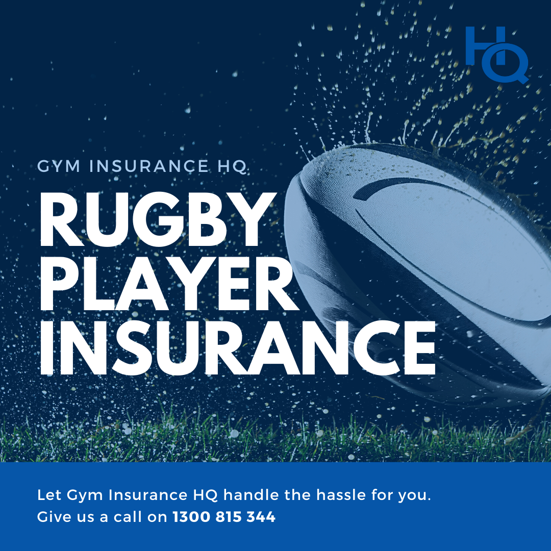 Rugby Player Insurance