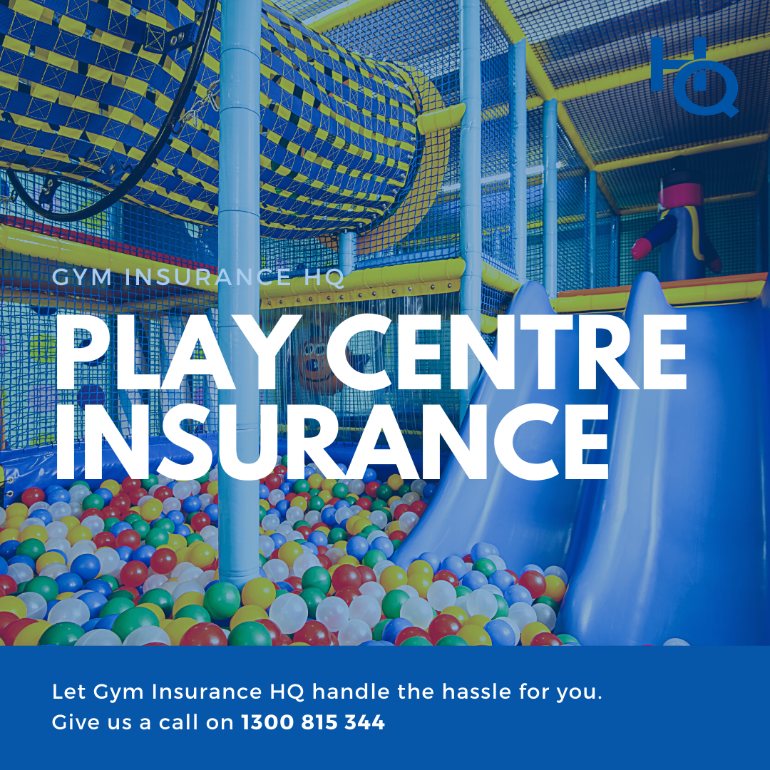 Play Centre Insurance Policy to Cover Your Liabilities and Safety Concerns