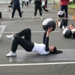 A Fitness Boot Camp