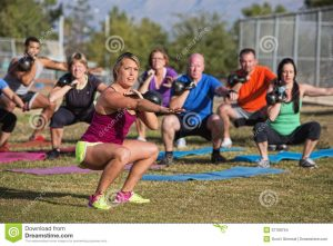 Boot Camp Instructor