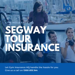 Segway Tour Insurance