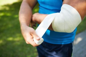 Filing Physical Injury Claim