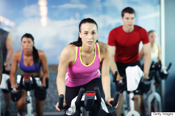 Spin Class Insurance