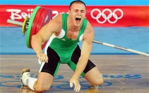 Olympic lifting insurance in Australia