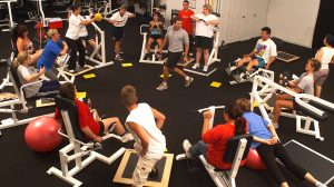 Australia Circuit training fitness insurance