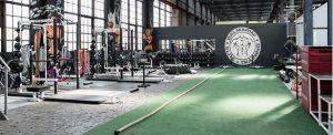 Industrial gym insurance