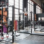 Industrial gym insurance