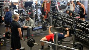 Affordable insurance for industrial gyms
